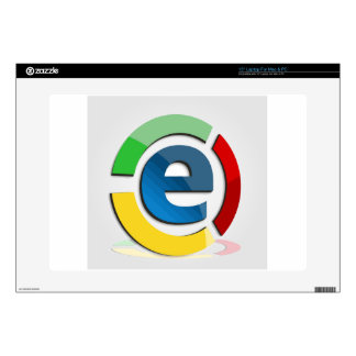 E commerce decals for laptops