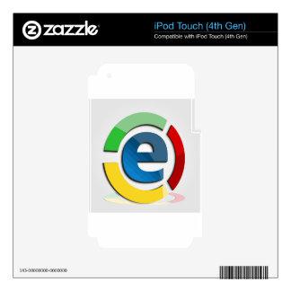 E commerce iPod touch 4G skins
