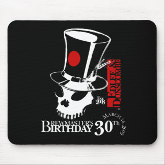 E&D Brew Masters 30th Birthday Mouse Pad