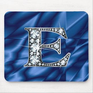 """E """"diamante Bling"""" Mousepad Tapete De Ratón"""