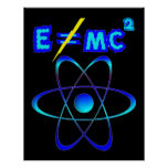 E does not = mc2 - Einstein was wrong! Posters