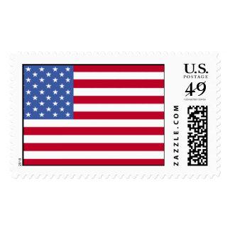 E.E.U.U.-bandera Sello