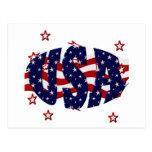 E.E.U.U.-Patriótico Tarjetas Postales