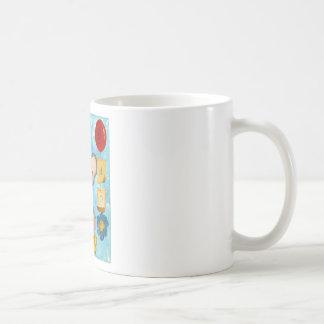 E- EDO COFFEE MUG
