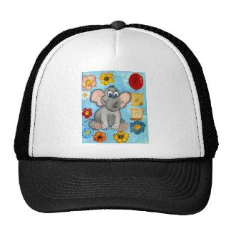 E- EDO TRUCKER HAT
