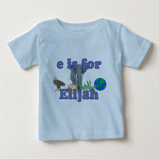 E está para Elías Tee Shirts