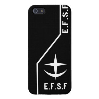 E.F.S.F. iPhone 5 case