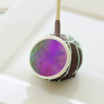 Halloween Themed E.G.A.D.S. - I See Ghosts Cake Pops