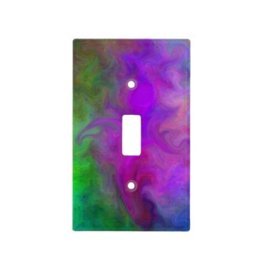 Halloween Themed E.G.A.D.S. - I See Ghosts Light Switch Cover
