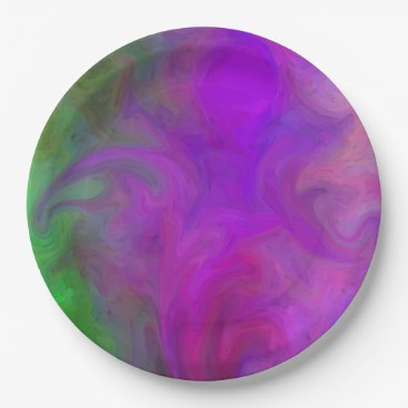 Halloween Themed E.G.A.D.S. - I See Ghosts Paper Plate
