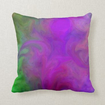 Halloween Themed E.G.A.D.S. - I See Ghosts Throw Pillow