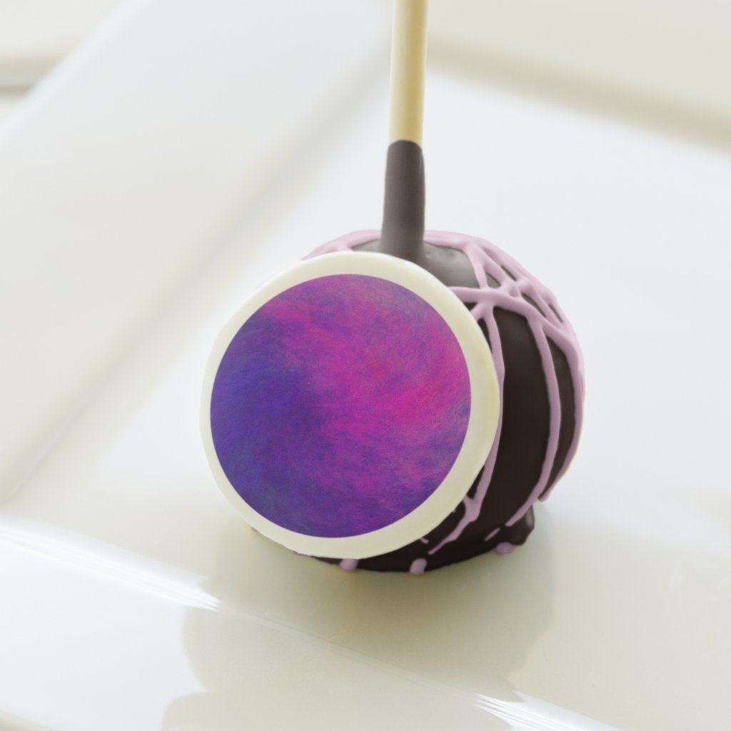 E.G.A.D.S. - I See Moon Dust Cake Pops