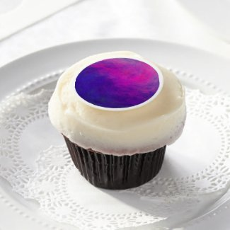 E.G.A.D.S. - I See Moon Dust Edible Frosting Rounds