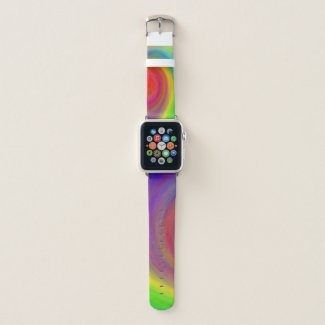 E.G.A.D.S. - I See Rainbows Apple Watch Band