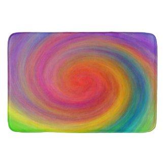E.G.A.D.S. - I See Rainbows Bath Mat