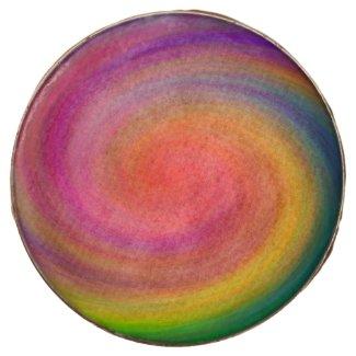 E.G.A.D.S. - I See Rainbows Chocolate Covered Oreo
