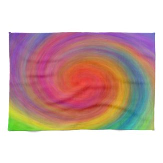 E.G.A.D.S. - I See Rainbows Hand Towel