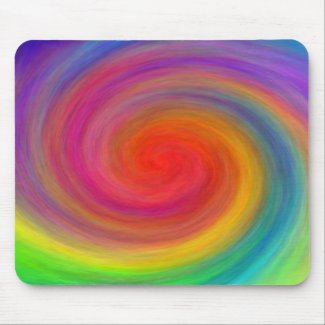 E.G.A.D.S. - I See Rainbows Mouse Pad
