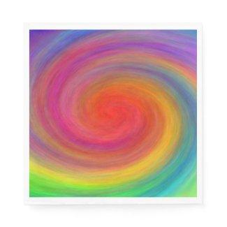 E.G.A.D.S. - I See Rainbows Napkin