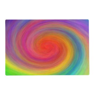 E.G.A.D.S. - I See Rainbows Placemat