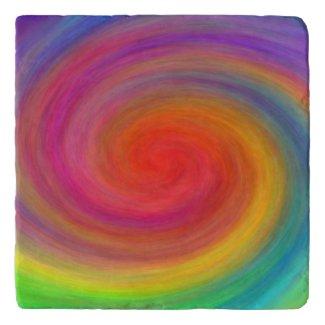 E.G.A.D.S. - I See Rainbows Trivet