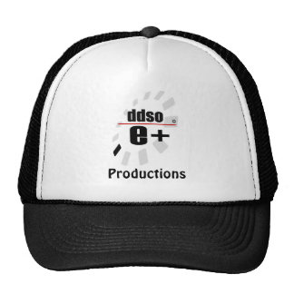 E+ Gorra de las producciones