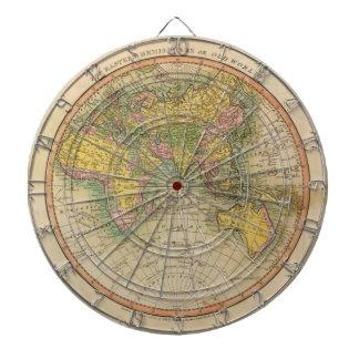 E. Hemisphere. Dart Board