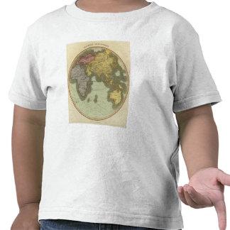 E Hemisphere T-shirts