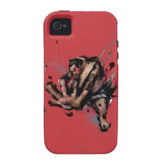E. Honda Push Case-Mate iPhone 4 Funda