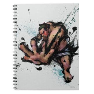 E Honda Push Note Book