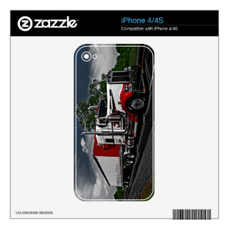 E Horst White W900L iPhone Skin Skin For iPhone 4