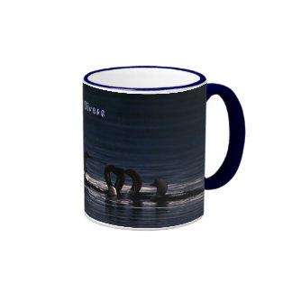 E i g h t   D i v e r s Ringer Coffee Mug