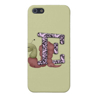 E Inchorm iPhone 5 Cover