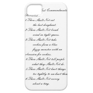 E-Inspired Texts iPhone SE/5/5s Case
