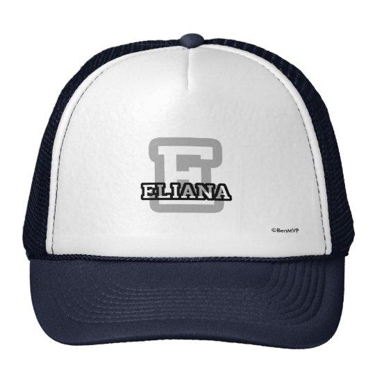 E is for Eliana Trucker Hat