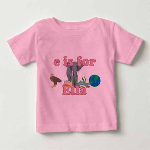 E is for Ella Shirts