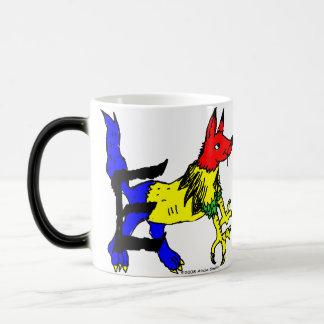 E is for Enfield Magic Mug
