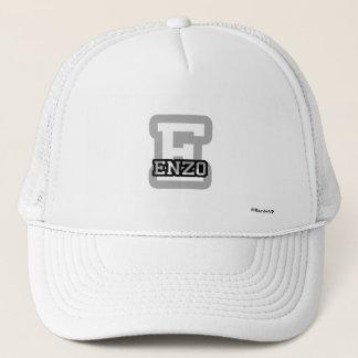E is for Enzo Trucker Hat