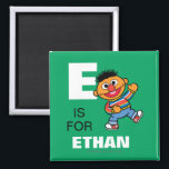 """E is for Ernie 