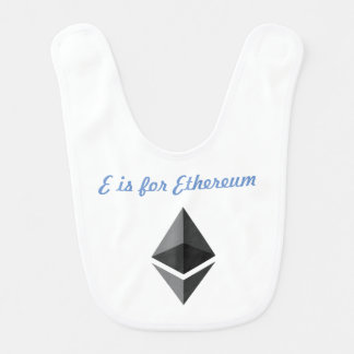 E is for Ethereum Bib