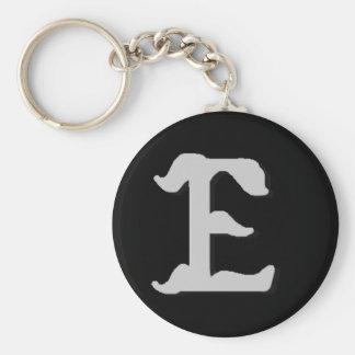 E Keychain