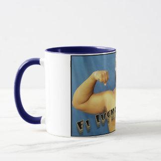 E.L.N. Mug