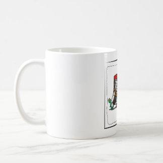 E la taza de capitán Jack del ebook