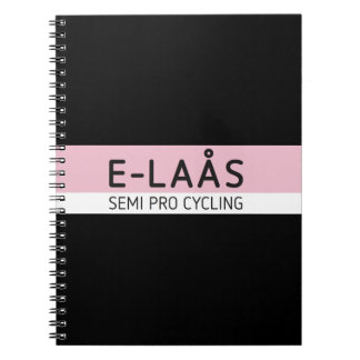 E-LAÅS Semi Pro Cycling Training Notebook