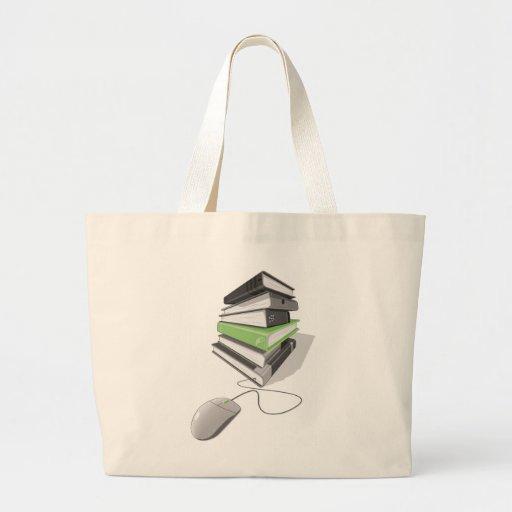 E-libros Bolsa Tela Grande