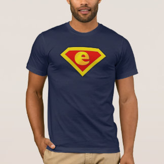 "e-lottery ""e"" T-Shirt"