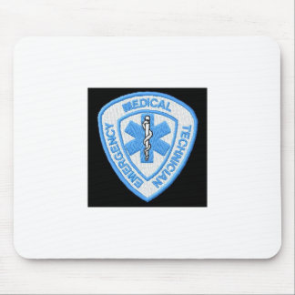 E.M.T. EMERGENCY MEDICAL MOUSE PAD