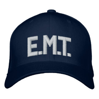 E.M.T. Flex fit hat Embroidered Hats