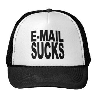E-Mail Sucks Trucker Hat