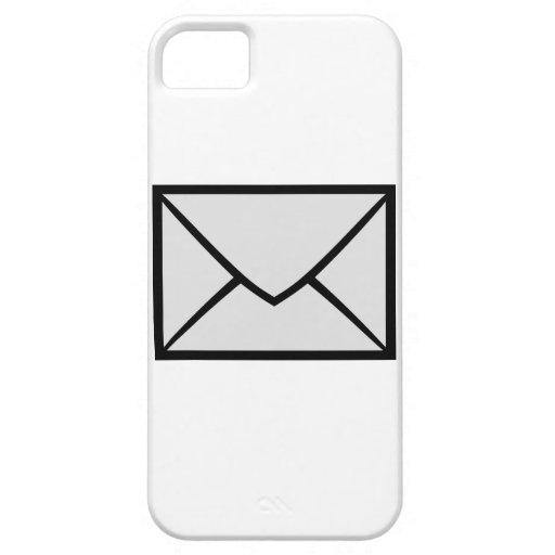 E Mail Symbol iPhone 5 Case